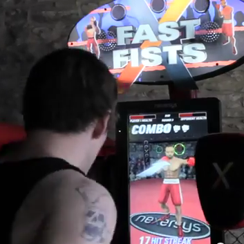 Nexersys Launches Fast Fists Arcade Game