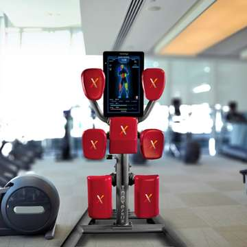 Nexersys Combines Boxing and HIIT with Intelligent Gaming Technology