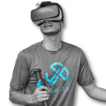 Blue Goji Introduces Active Virtual Reality Gaming to Goji Play