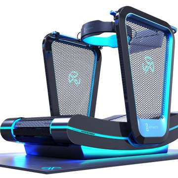 Blue Goji Unveils Infinity Treadmill at SXSW