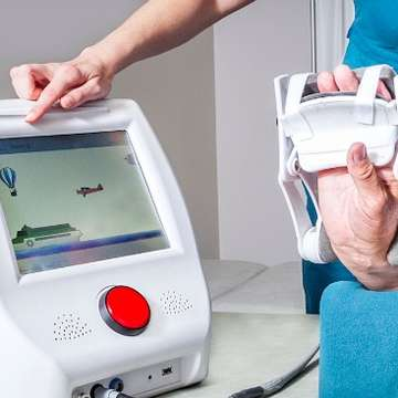 Hand Mentor Uses Game-Based Therapy to Restore Hand Function in Stroke Survivors